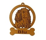 081963 Boykin Spaniel Personalized with Your Dog's Name