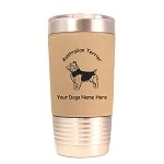 1424 Australian Terrier Standing #1 20oz Polar Camel Tumbler with Lid Personalized with Your Dog's Name