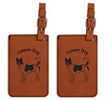 Canaan Luggage Tag 2 Pack L2061