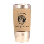 3347 Havanese Head #1 20 oz Polar Camel Tumbler with Lid Personalized with Your Dog's Name
