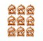 Leonberger Ornament Minis - Set of 9